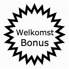welkomst bonus